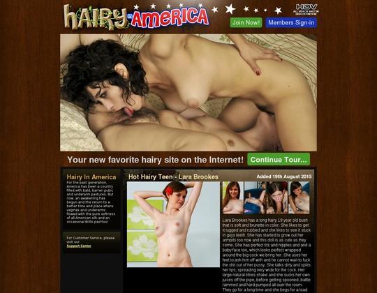 hairy in america hairyinamerica.com