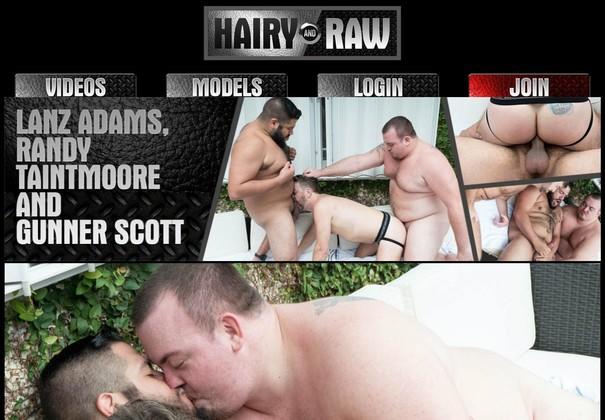hairy and raw hairyandraw.com