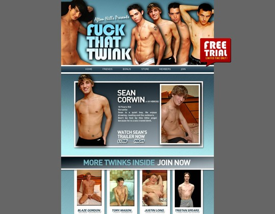 Fuck That Twink :