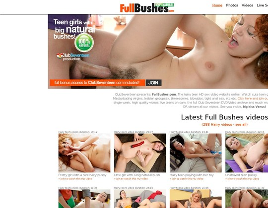 Fullbushes