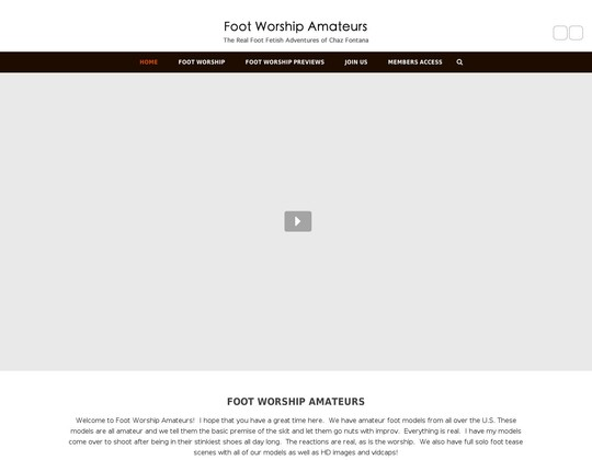 footworshipamateurs.com