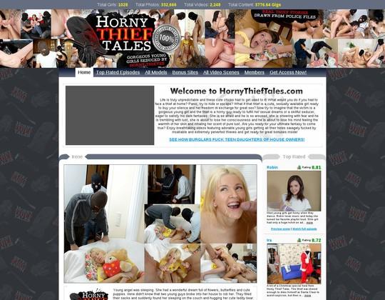 Hornythieftales