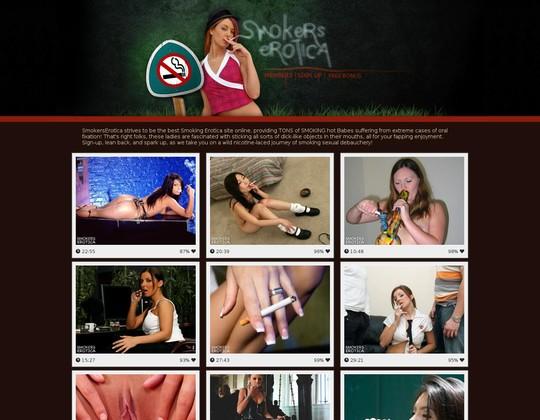 Smokers Erotica