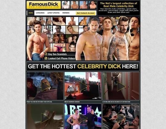 famousdick.com