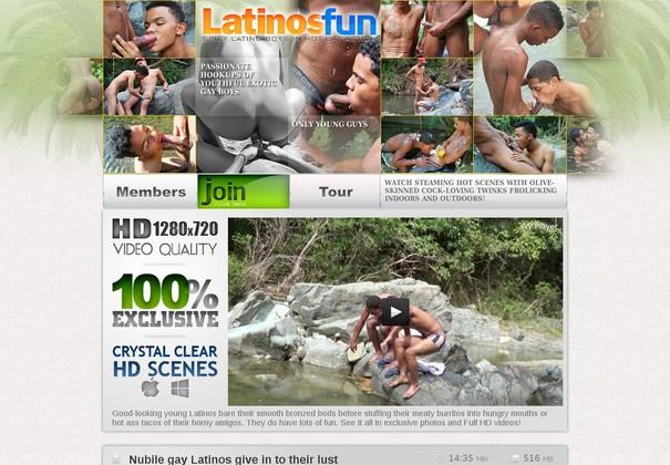 latinosfun.com