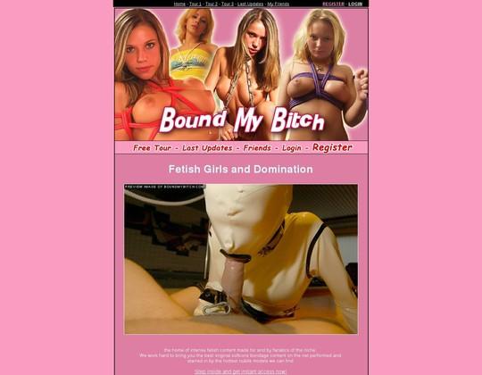 Bound My Bitch