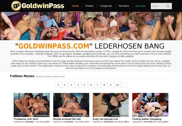 Goldwinpass