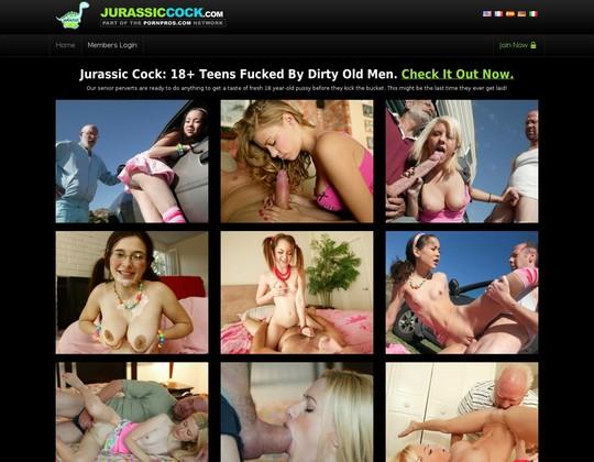 jurassiccock.com