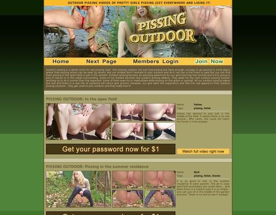 pissingoutdoor.com