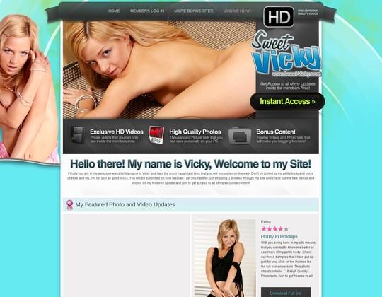sweet-vicky.com