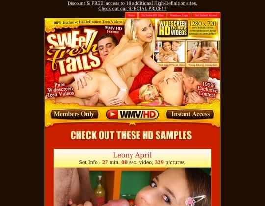 sweetfreshtails.com