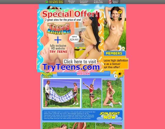 Teens Natural Way