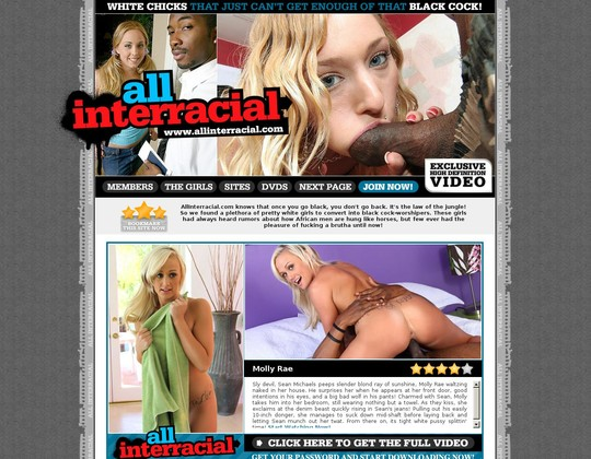 All Interracial