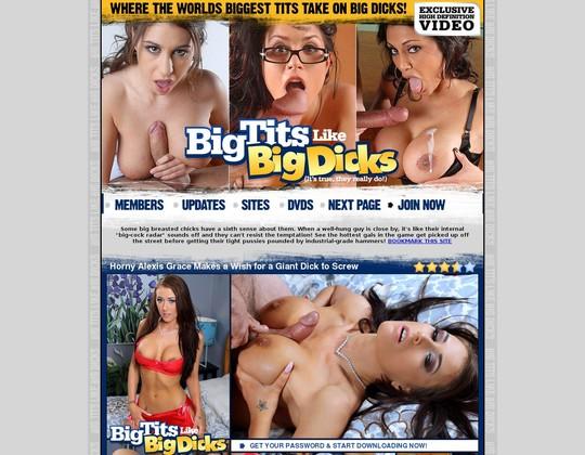 Big Tits Like Big Dicks