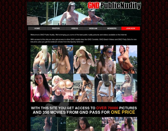 GND Public Nudity
