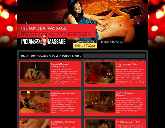 Indian Sex Massage