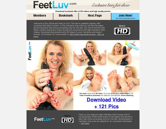 Feet Luv