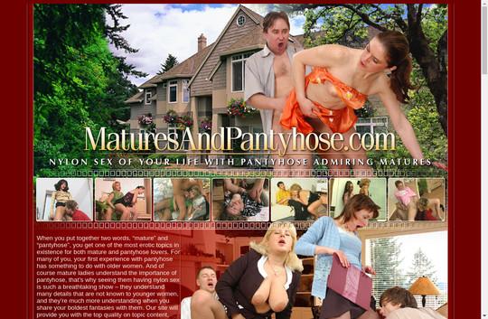 mature satin panties briefs