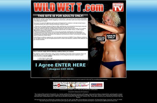 Wild Wet T