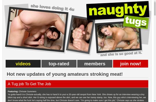 Naughty Tugs