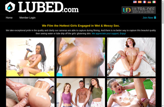 Lubed