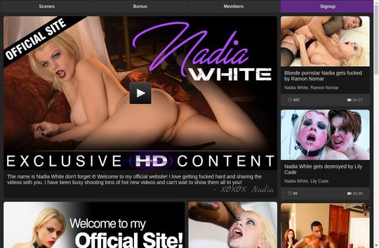 Nadia White