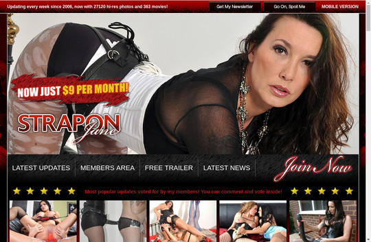 Strapon Jane