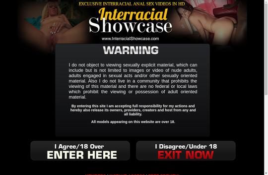 Interracial Showcase
