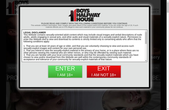Boys Halfway House