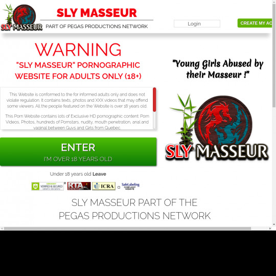 Sly Masseur