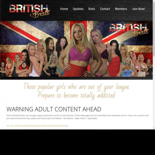 British Bratz