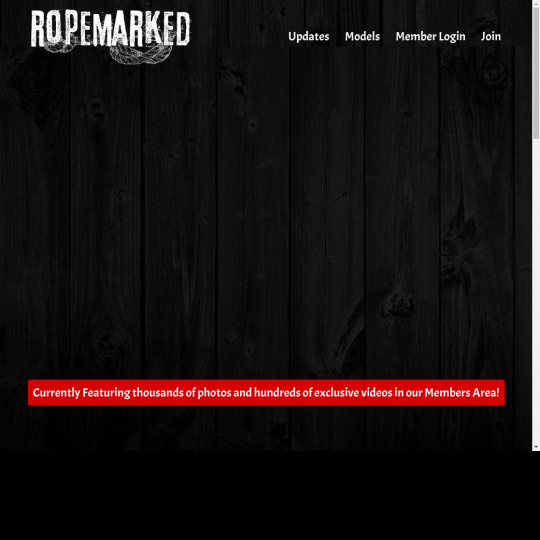 Rope Marked