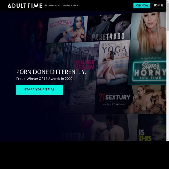 adult time xxx